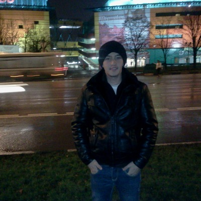 Дильшод Султанов, 14 февраля 1994, Москва, id188667521