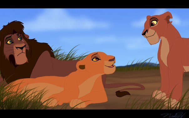 король лев 1 2 3 4