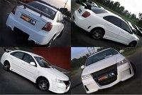Аэродинамический обвес Rieger Style для Chevrolet Lacetti Sedan.