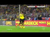 Henrik Mkhitaryan Goal - Borussia Dortmund vs Hamburger 2-0 HD