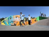 Pasha and Sasha SCARYKIDS | Freestyle in Saint-P