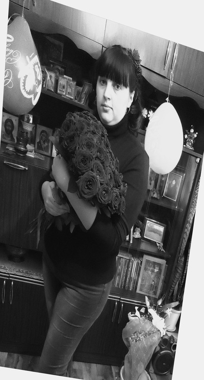 Татьяна Бочарова, 3 декабря 1988, Кромы, id101953718