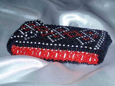 Для вдохновения: украшения из бисера от Виктории Степаненко.  Для вдохновения: трогательные работы Barby Anderson.