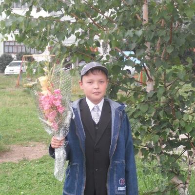 Егор Носов, 21 сентября , Сосновоборск, id162674167