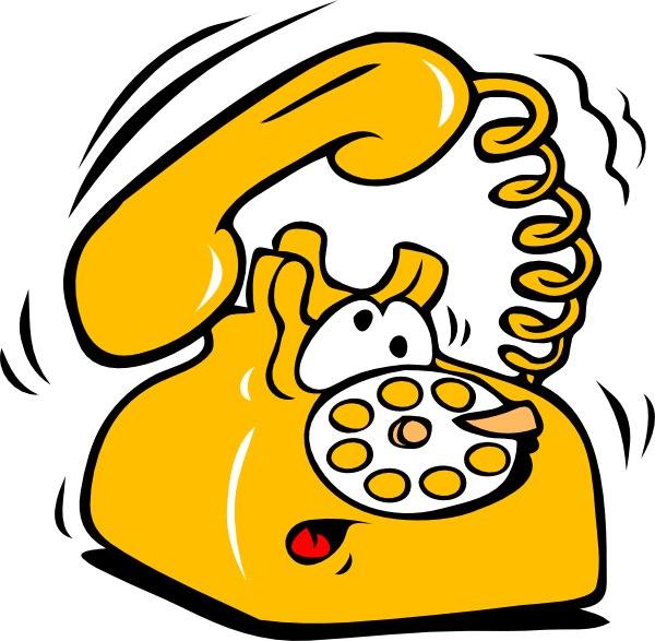 картинки звонит телефон 1