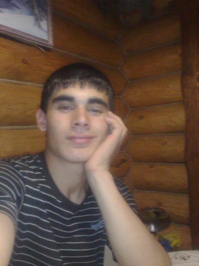 Фазлиддин Абдурасулов, 21 апреля 1992, Сургут, id188603021