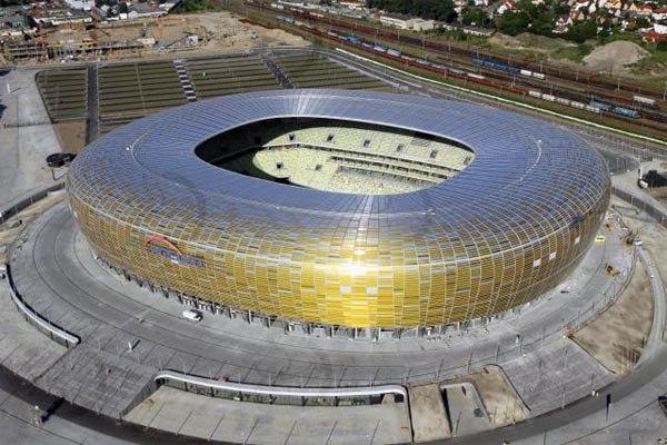 Стадион PGE Arena