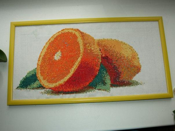 Вышивка крестиком) Схемы