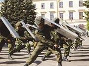 Отдельная дивизия оперативного назначения внутренних войск - это хорошо слаженное, мобильное соединение...