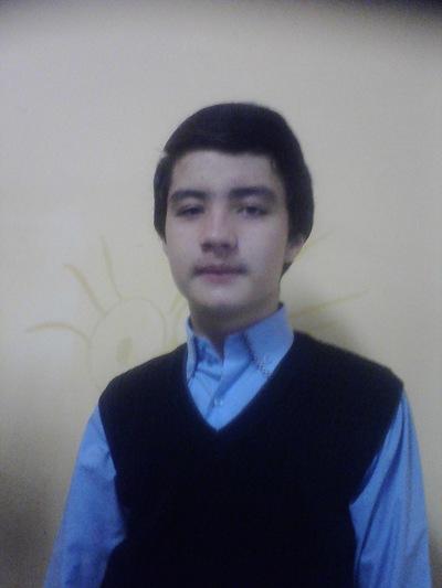 Александр Курбанов, 26 сентября 1998, id226514214