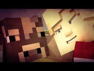 'A Sunday Drive' (Minecraft Animation)