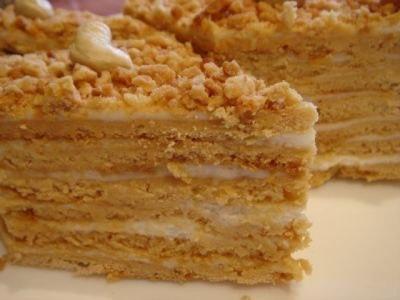 ...рецепт, strong приготовление медового торта/strong пошаговый рецепт с...