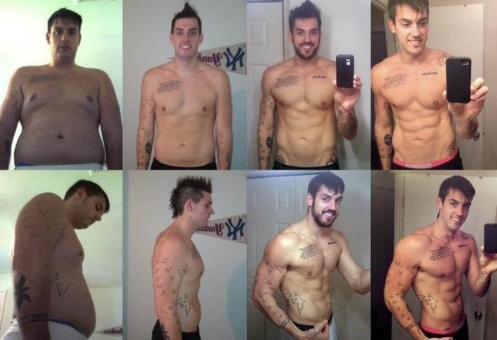 Gallery For Before And After Weight Loss Tumblr Men