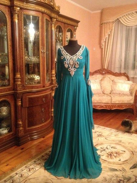 Дагестанские платья для девушек 87