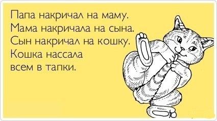 Не кричите на ближнего)))