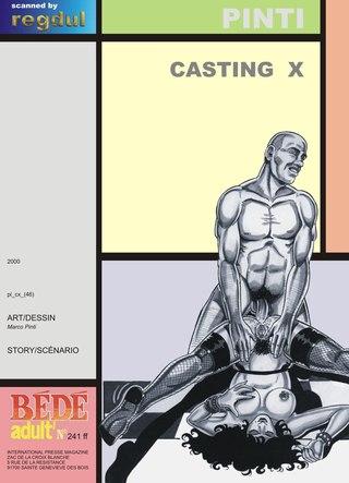 Casting X