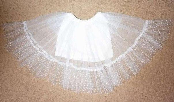 Как сшить пышное детское платье своими руками фото 936