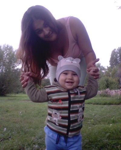 Алина Мурсалова, 6 марта , Кинель, id119970156