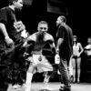 Бокс черно белые картинки