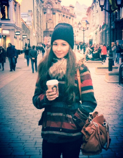 Иришка Самойленко, 27 октября , Москва, id62894696
