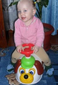 Екатерина Игнашина, 14 сентября 1989, Омск, id61974771