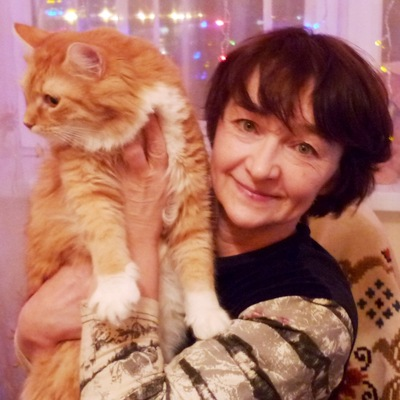 Татьяна Андронова, 12 октября , Москва, id187660045