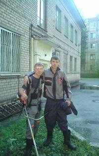 Роман Чебыкин, 10 мая 1991, Тюмень, id189931225