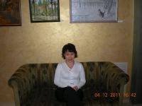 Зульфия Юлуева, 15 января 1976, Оренбург, id89242043