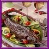 Блюда из рыбы. Низкокалорийные рецепты