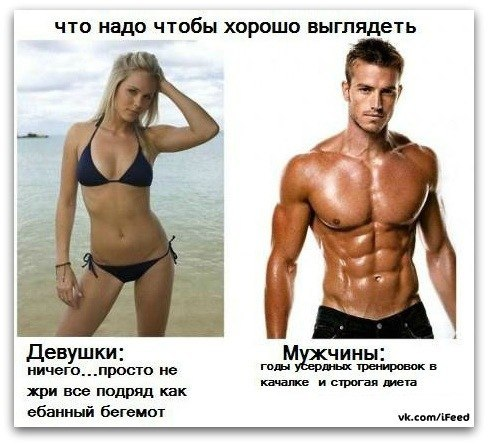 Как парню сделать тело как у девушки ответы