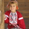 Одежда в русском стиле. Елена Головина.