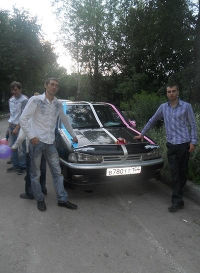 Александр Черномордов, 26 августа , Новосибирск, id58322216