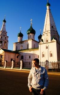 Дмитрий Паратовский, 19 июля , Ярославль, id86078864