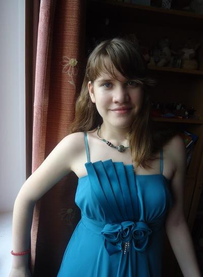 Аня Ежова, 7 апреля , Реутов, id184270242