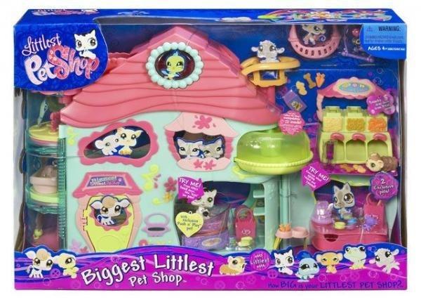 Зверюшки Littlest Pet Shop  Литл Пет Шоп купить  Пет Шоп
