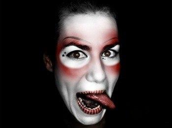как наносить макияж на лицо прямоугольной формы