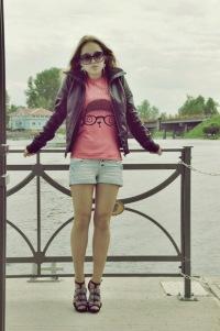 Анна Алексеева, 15 марта 1996, Волгоград, id174823862
