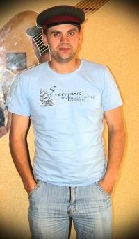 Андрей Егоров, 14 августа , Архангельск, id48090817