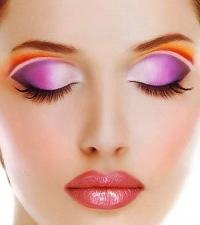 Картинки с прическами и макияжем маникюр