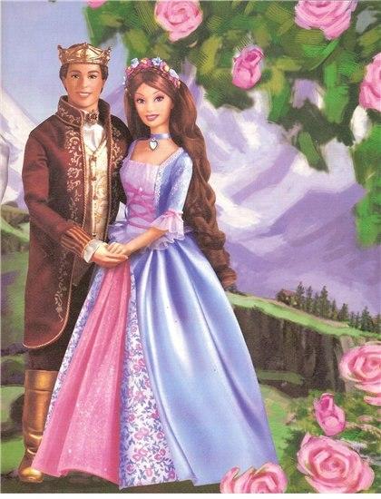 смотреть принцесса и нищенка: