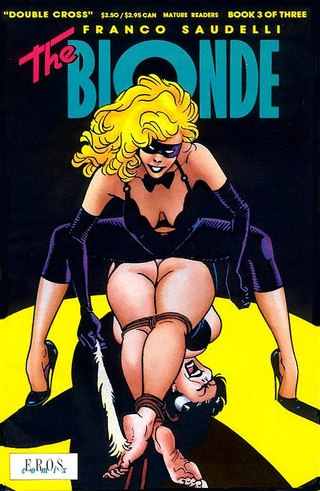 Blonde Double Cross 3