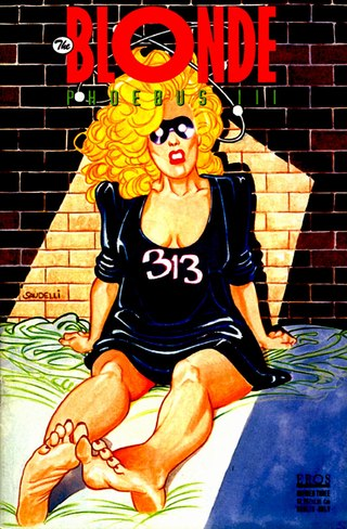 Blonde Phoebus III 3