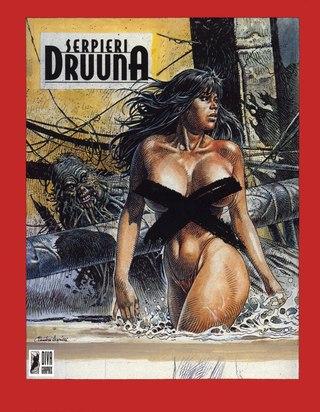 Druuna X 1