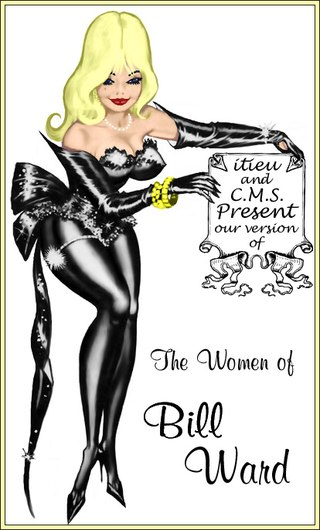 The Women of Bill Ward