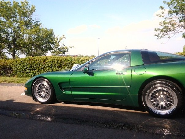 Awesome Fs 1997 Fairway Green Vette Ls3 Ccws Ls1Tech Camaro And Firebird Forum Discussion Door Handles Collection Dhjemzonderlifede