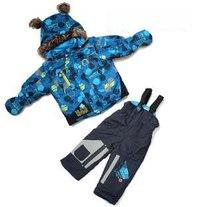 Детская зимняя одежда Канада