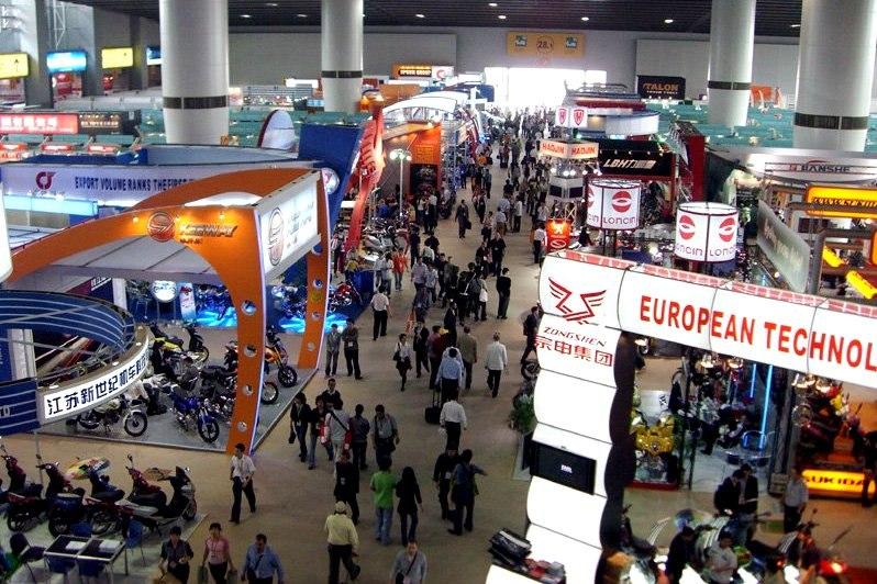 Китайская ярмарка импортных и экспортных товаров