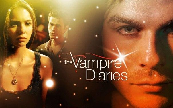 дневники вампира смотреть онлайн в hd 720