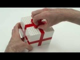 LEGO® Creator Building Tips: Build a present with Mr. Snail