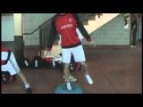 Тренировки для игроков в мини-футбол (футзал).